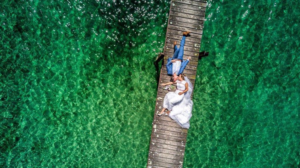 Freie Trauungen Chiemsee, Almhochzeit mit Alexandra Klein unser perfekter Tag