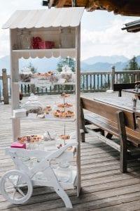Vintage Deko Verleih Candy Bar Oberbayern Salzburg Tirol