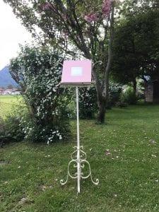 freie Trauung TIROL , almhochzeit, freie Trauung Salzburg Vintage Deko Mieten