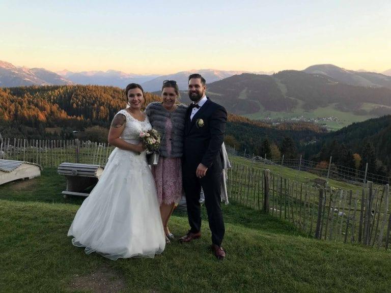 freie Trauungen Tirol, Traurednerin und Hochzeitsplanerin für eure Almhochzeit